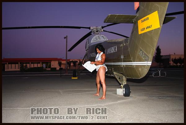 Female model photo shoot of chauntae