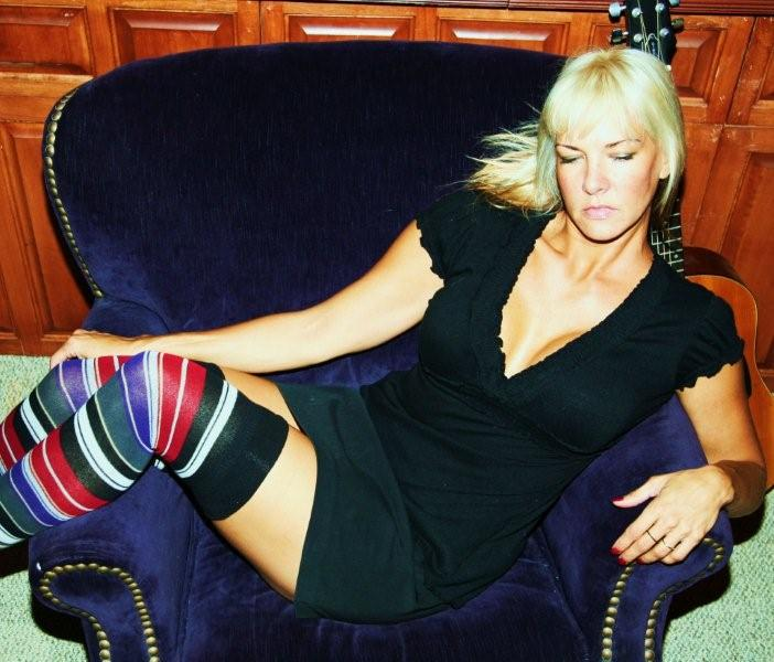 Female model photo shoot of Something else by Scott Madariaga