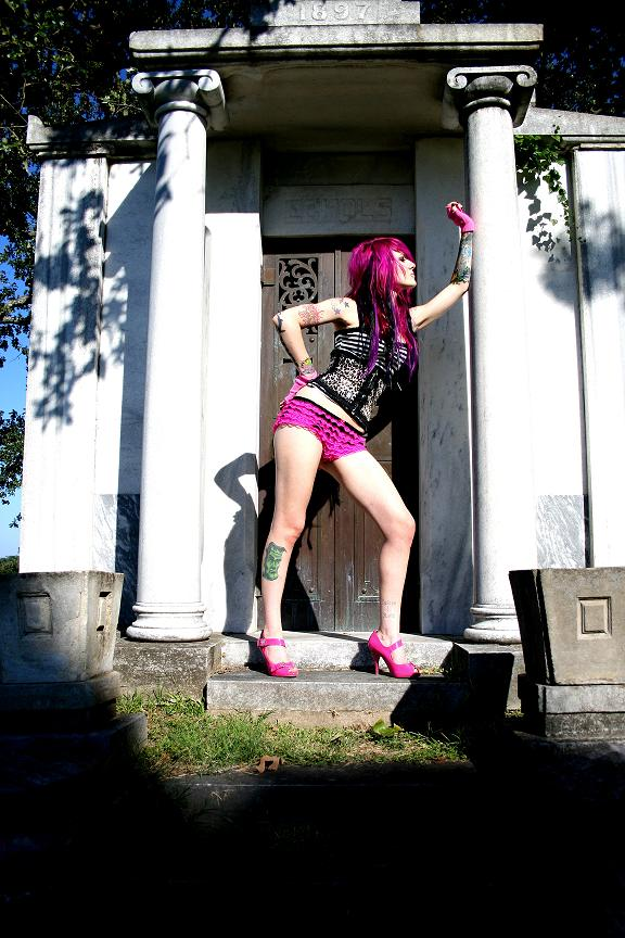 Sep 19, 2008 I hang out in cemetarys ...in my underwear