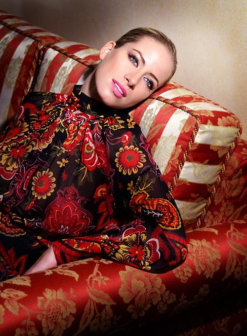 Prague Sep 19, 2008 © 2009 FreirePhotography.com fashion editorial
