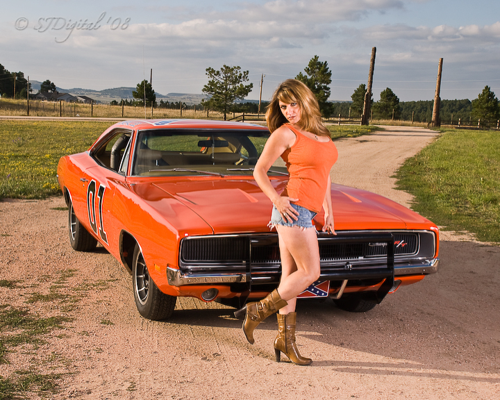 Monument, CO Sep 19, 2008 SJGlamour Photography General Lee #3