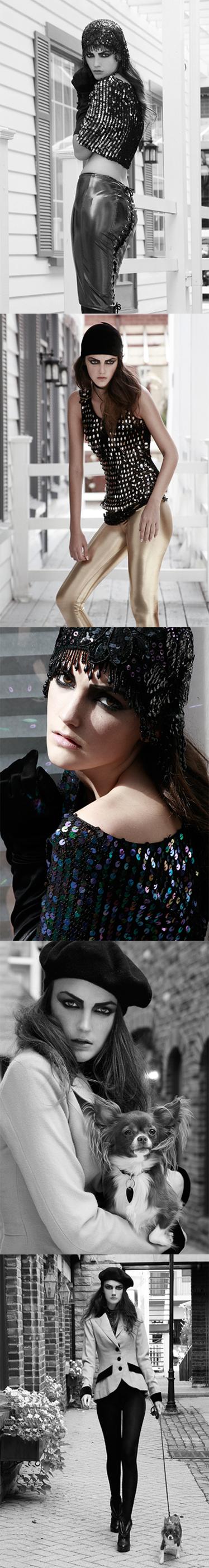 Sep 19, 2008 Taryn (Giovanni) makeup&hair: Steph, Wardrobe: Alanna