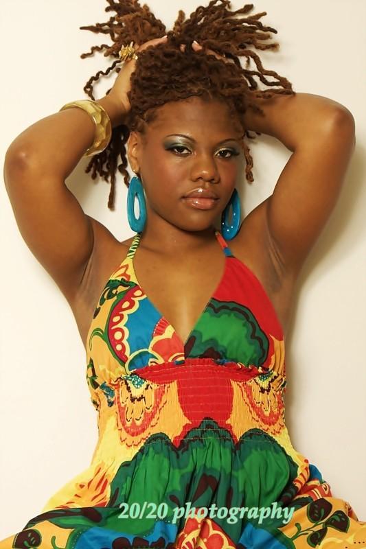 Female model photo shoot of Mz Raki