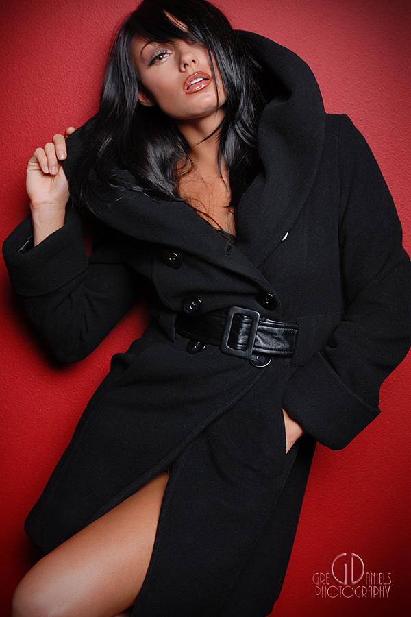 Sep 20, 2008 Greg Daniels Model:Jessie Layne