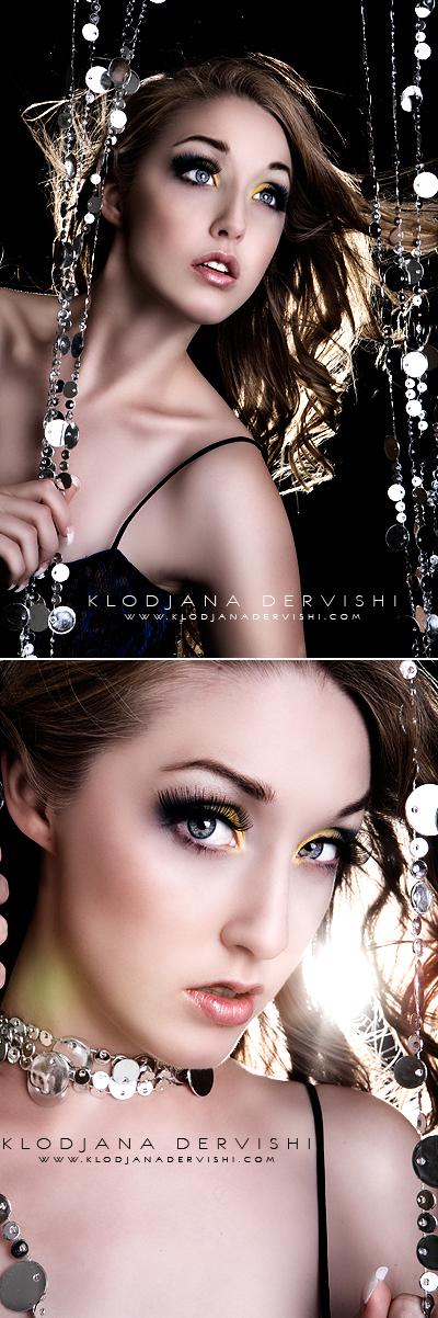 Sep 21, 2008 Klodjana Dervishi [makeup & hair by me]