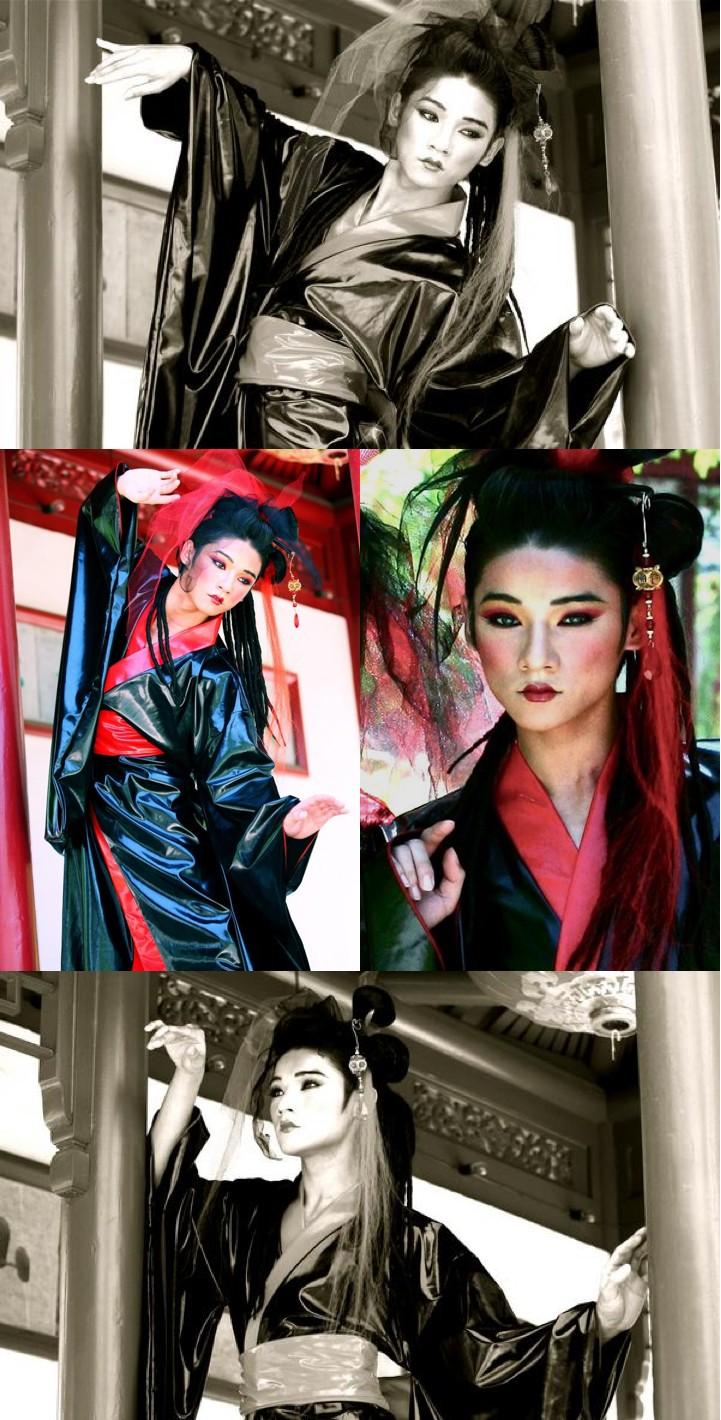 Phoenix / AZ Sep 21, 2008 Rebecca Devaney Photography Geisha
