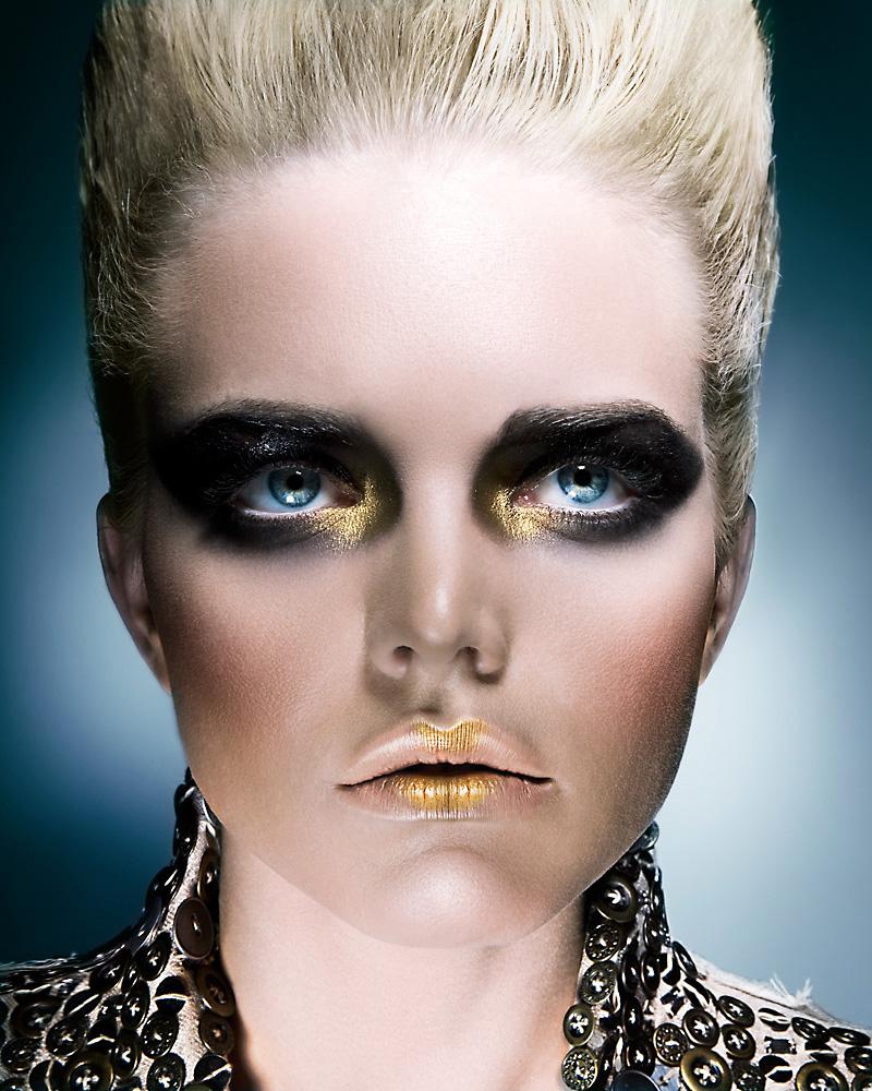 Studio, Los Angeles, CA, USA Sep 21, 2008 ©2008 Mik Kelly. All Rights Reserved. Model: Kiersten Hall, Makeup / Hair : Gordon Banh, Producer: Donald Henson