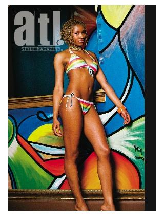 Atlanta, GA Sep 22, 2008 Kevin Stewart for Atlanta Style Magazine, LLC Photographer: Kevin Stewart; Model: Empress