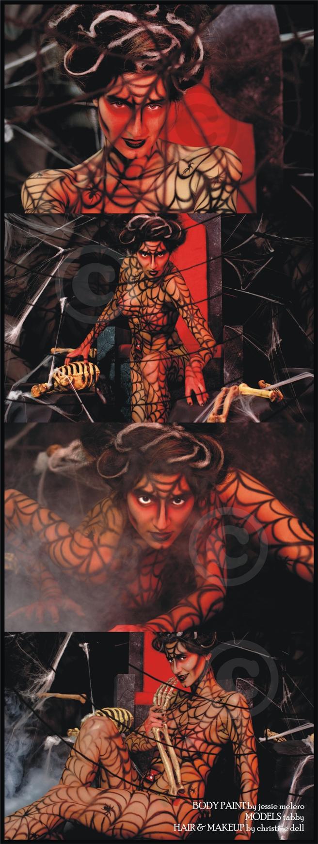 Hialeah, FL Sep 22, 2008 a HUMAN ad Black Widow Villain