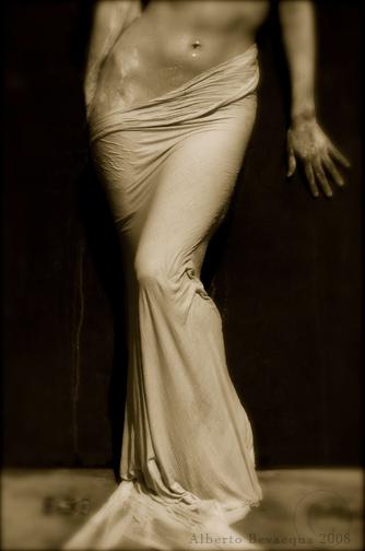 Female model photo shoot of Calypso