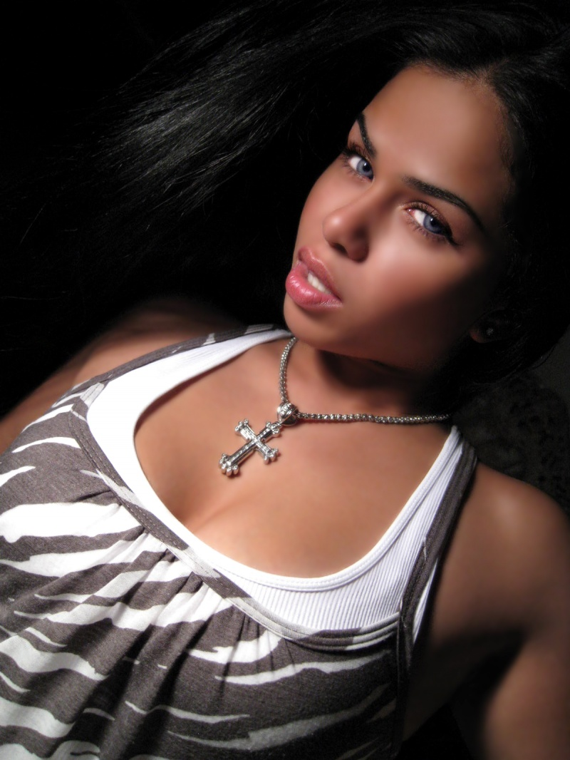 Female model photo shoot of StarFace