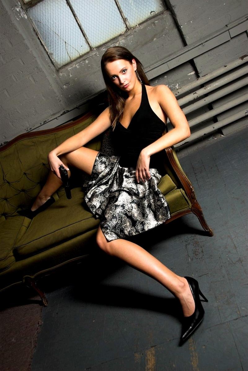 Sep 24, 2008 Simon Pang James Bond girl