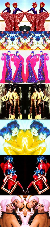 Los Angeles, CA. Sep 25, 2008 The Fabulous Wonder Twins