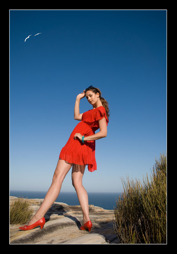 Female model photo shoot of Jessica Tesla and Ms Vagen in Sydney