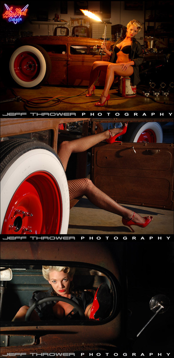 Female model photo shoot of VioletRose by JT Photo Design