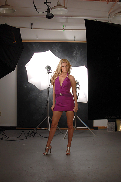 Studio Oct 01, 2008 © Mark Fortenberry 2008 Behind the scenes