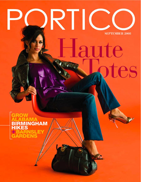 Oct 01, 2008 for PORTICO magazine