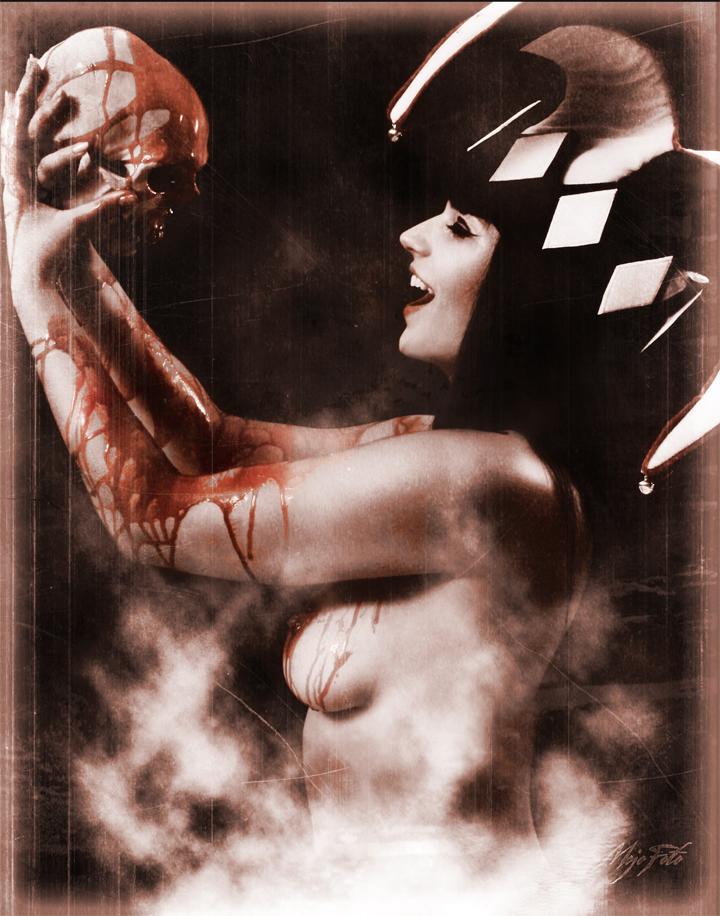 Oct 01, 2008 Mojofoto & Karie Morbid Musing