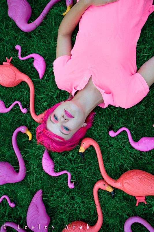 MA Oct 01, 2008 Lesley Arak pink!