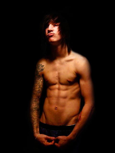 Male model photo shoot of Corbin Douglas