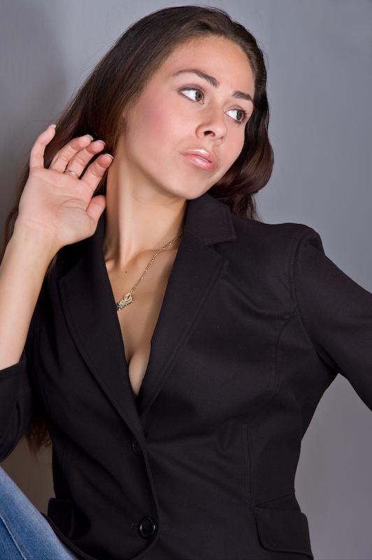 Female model photo shoot of Yolanda Marie Sanchez by Anthony B