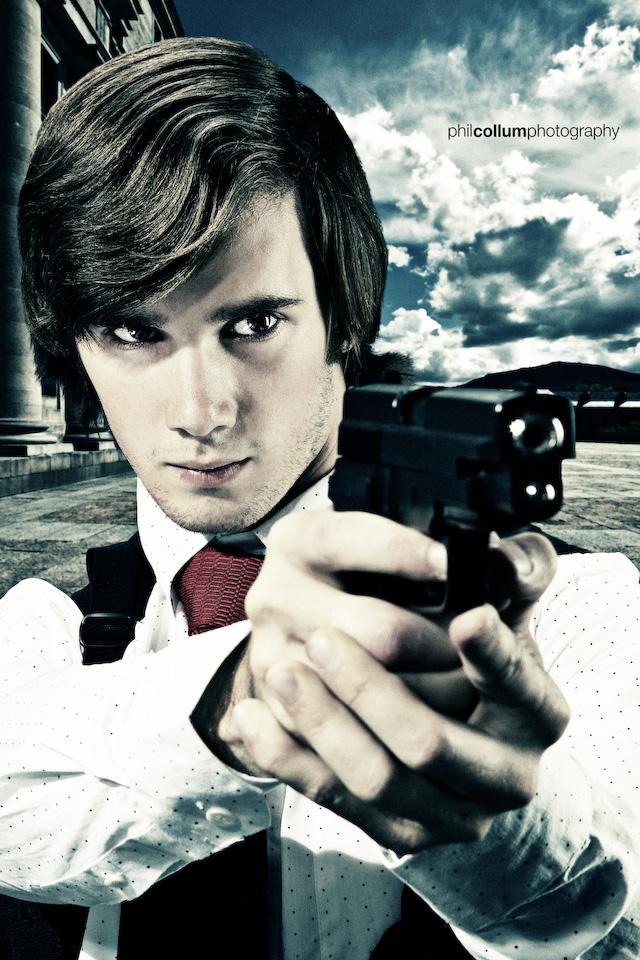 San Diego Oct 06, 2008 The next James Bond ;)