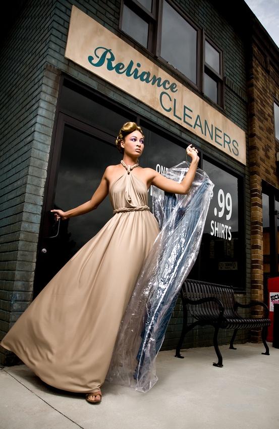 Brooklyn, New York  Oct 06, 2008 Steven Miranda Photography 2008 Chelene - Day in the life of a model