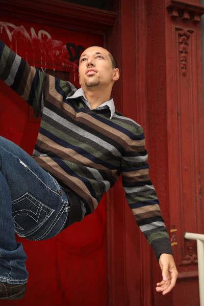 Male model photo shoot of Nicholas Palma