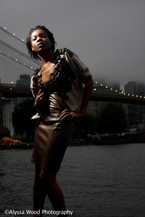 Female model photo shoot of AlyssaAWood in Brooklyn