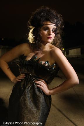 Female model photo shoot of AlyssaAWood in Cambridge
