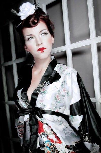 Oct 08, 2008 DannyGirl Photography Geisha