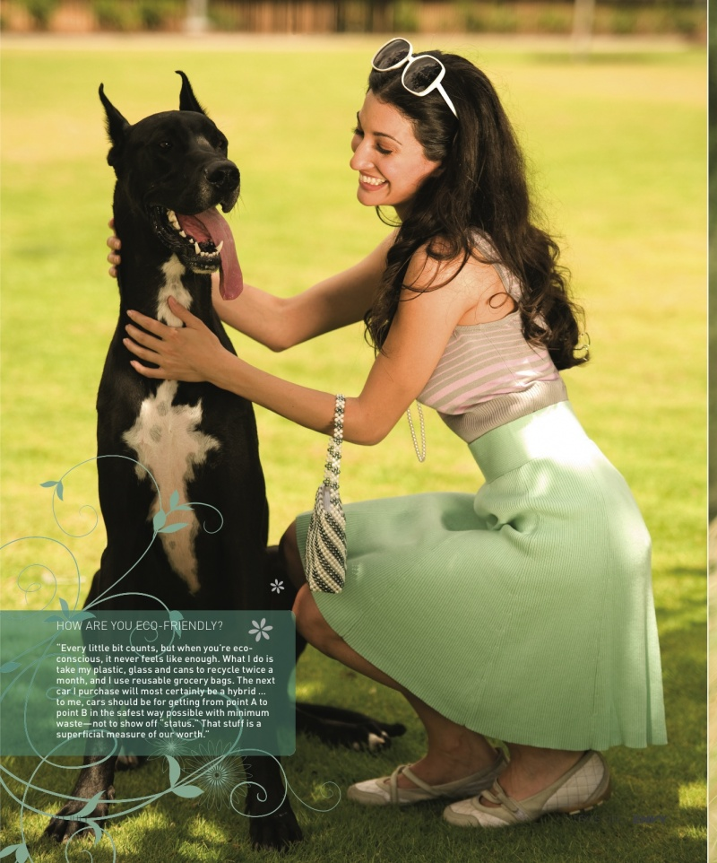 Houston, TX Oct 09, 2008 Envy Magazine Crystal & Hexam