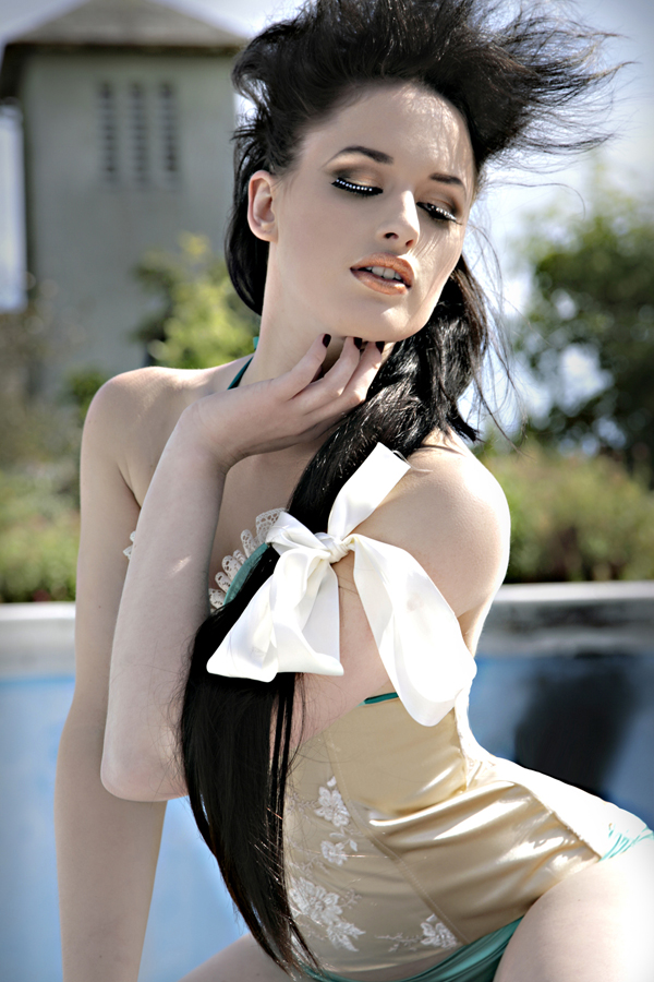 Oct 11, 2008 Make-up Cerys, Model Nicola White, Photographer Yolanda
