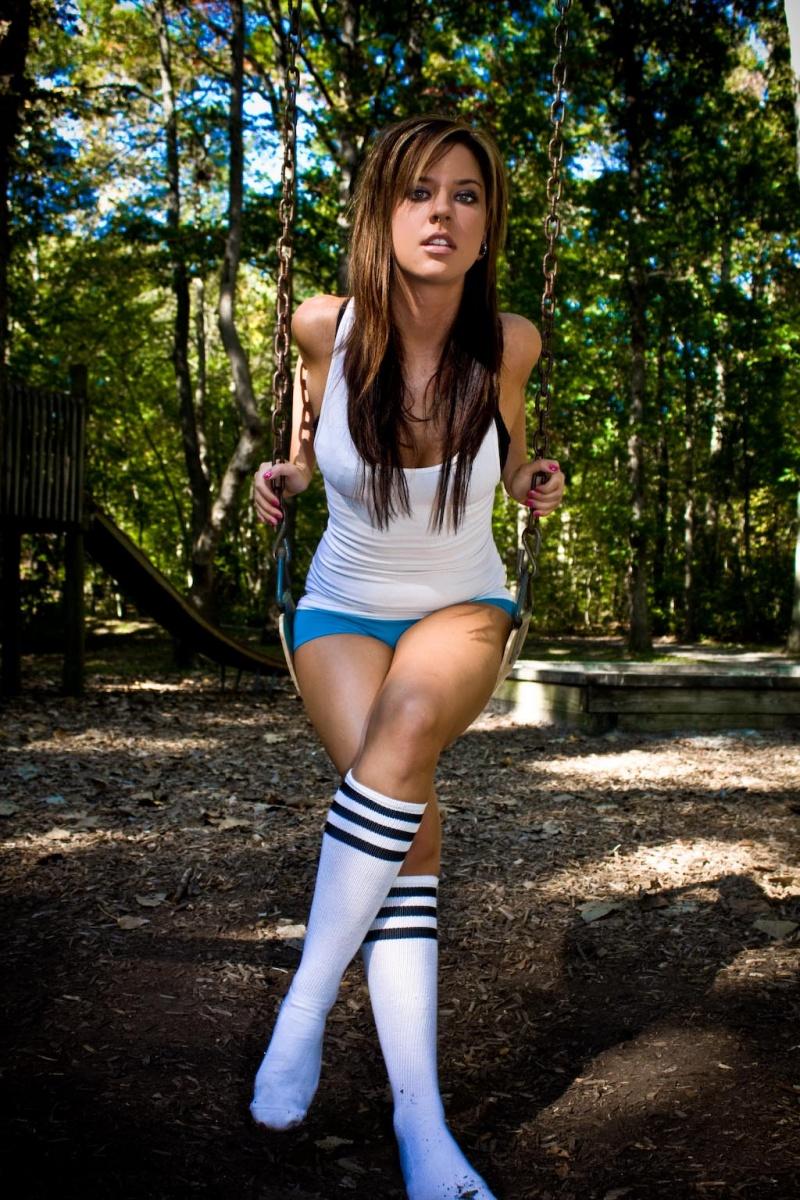 Female model photo shoot of Laurel Siemasko in MD