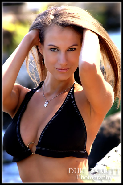 Female model photo shoot of Ashley Spizzo by Barrett Photos  in Great Falls Park,VA