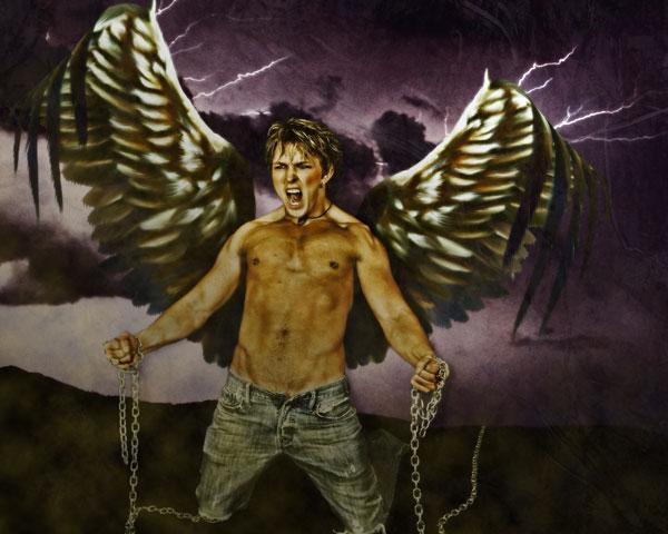 Phoenix Oct 14, 2008 TR Fox Bound Angel