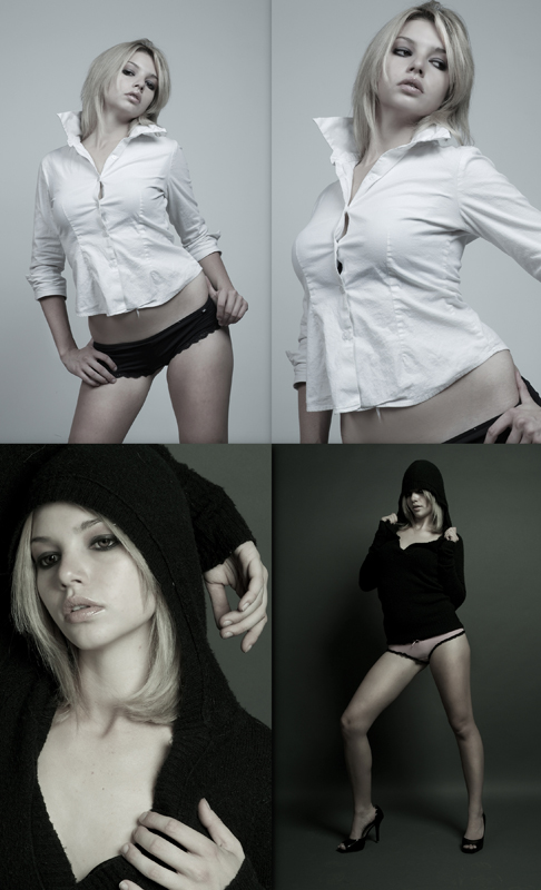 Female model photo shoot of CassandraRose by Kenny L in Las Vegas, NV