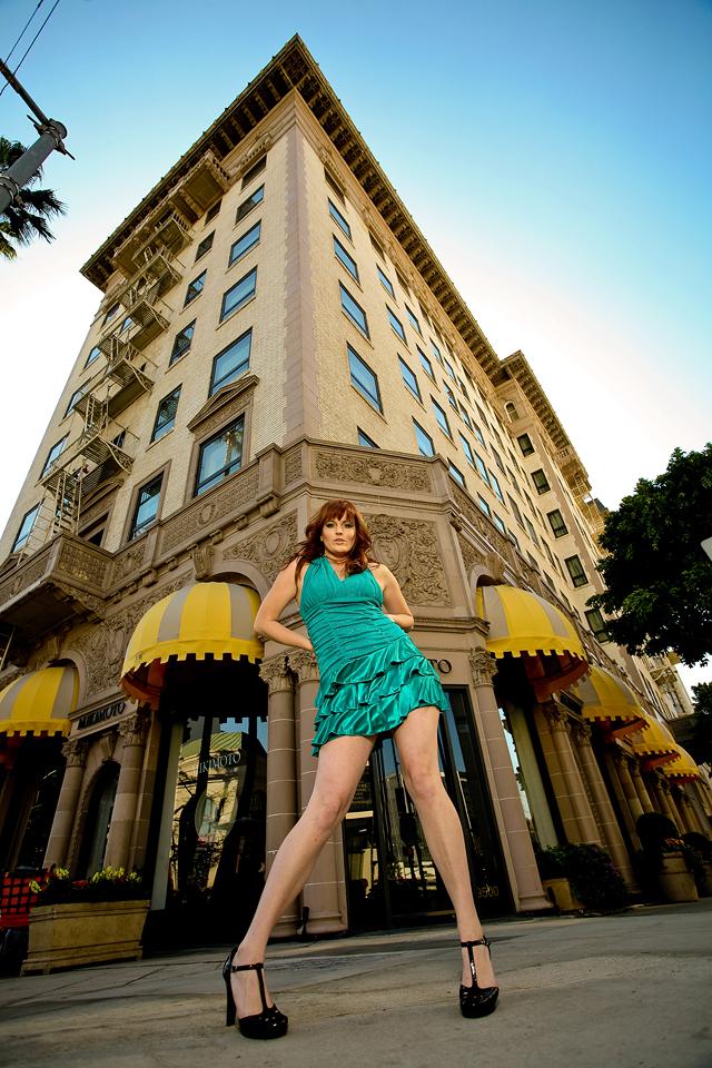 Beverly Hills Oct 14, 2008 Zion Publishing High Class Beauty