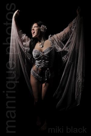 Manrique Photos Studio / Pasadena  Oct 14, 2008 manrique photos Miki Black / and the bride shall rise