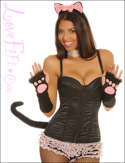 Oct 15, 2008 2008 Get this Costume and many more at Lovefifi.com! Meow!
