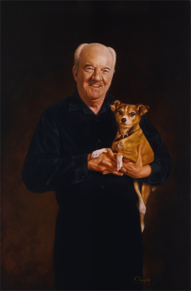 Private collection Oct 15, 2008 Kevin Murphy Mr. Richard Herd (Actor)