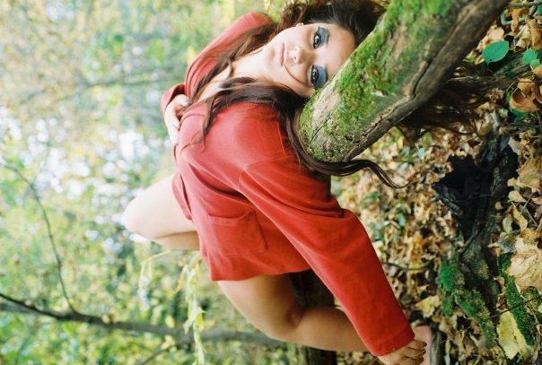 Oct 15, 2008 model: allie lenske