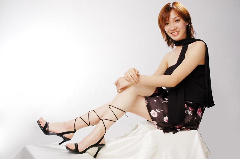 Female model photo shoot of Cecilia J in Inova Studio