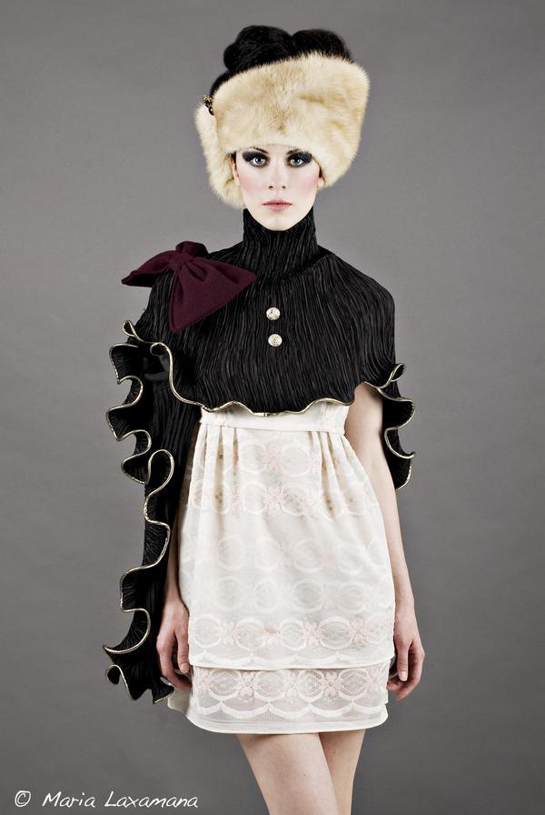 Female model photo shoot of Kate Rina, wardrobe styled by _ton_