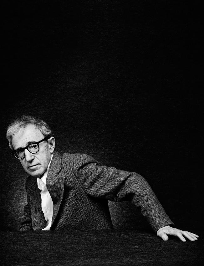 Oct 17, 2008 Woody Allen