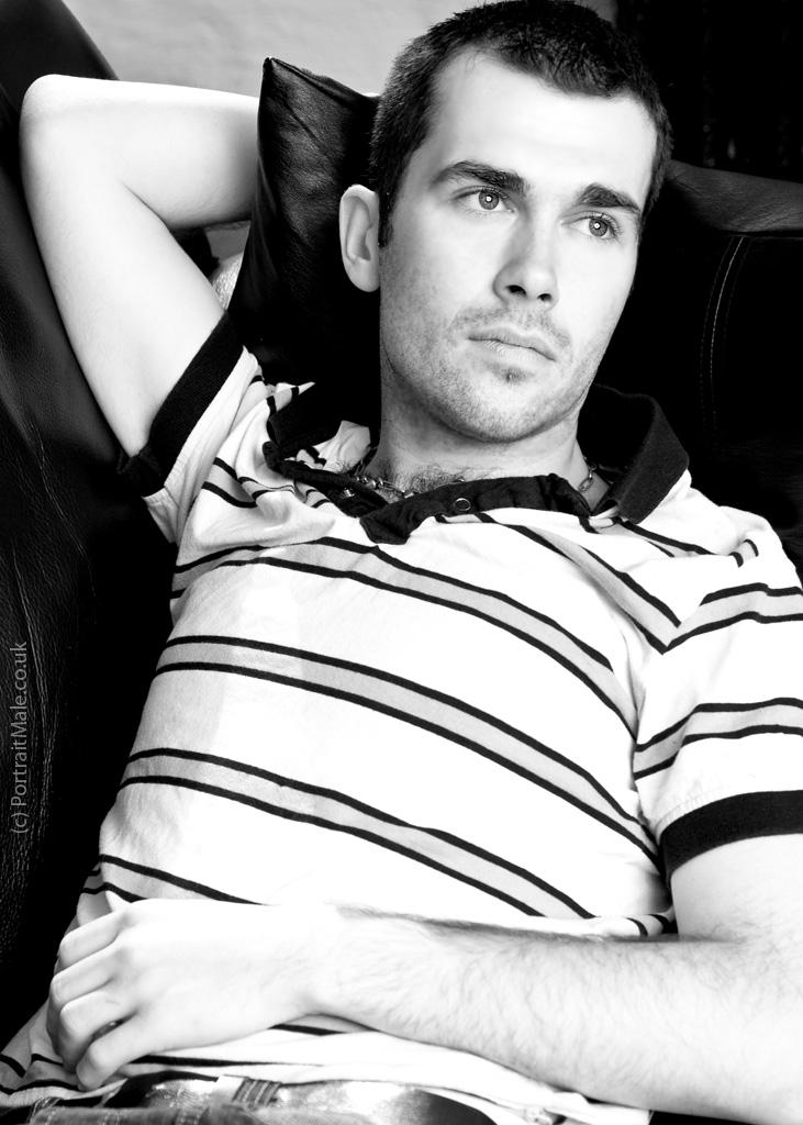 Male model photo shoot of AHenderson by PortraitMale in Cardiff