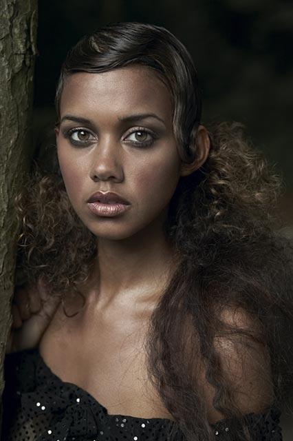 Oct 18, 2008 Wig Mag Test-Makeup