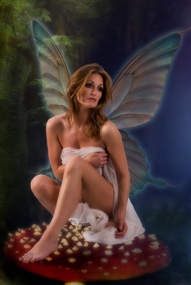 Oct 18, 2008 Robert Odegard Photography Beautiful fairy