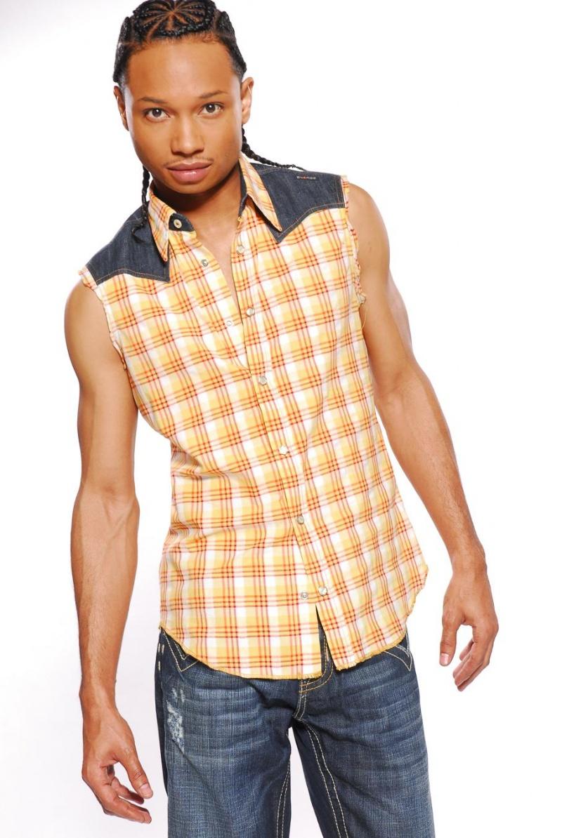 Male model photo shoot of Erich b