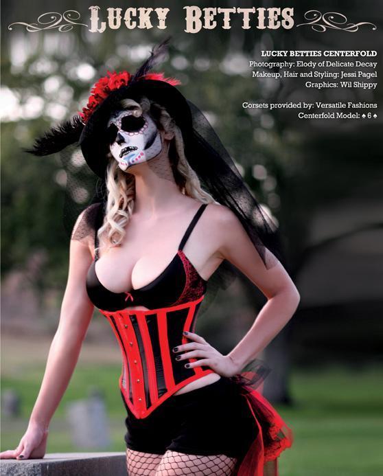 Dia De Los Muertos Oct 19, 2008 FarWest Almanac Centerfold Nov. Issue